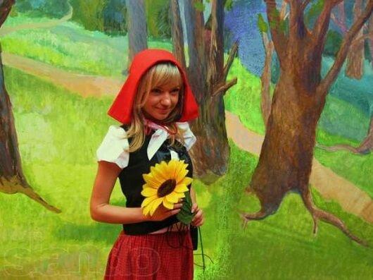 Выездной спектакль Красная шапочка