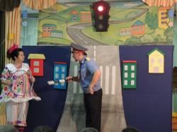 Выездной спектакль про дядю Стёпу
